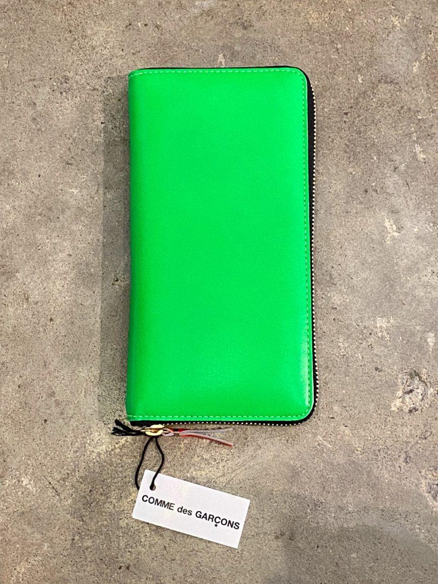 SA0110SF WALLET CDG super fluo green