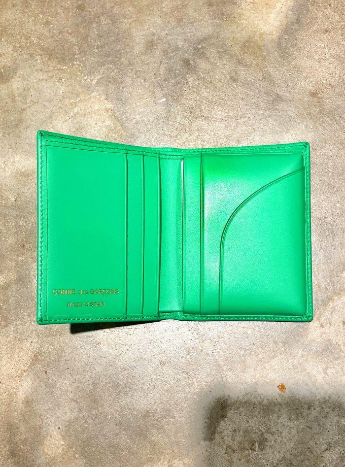 SA0641 Wallet cdg classic green