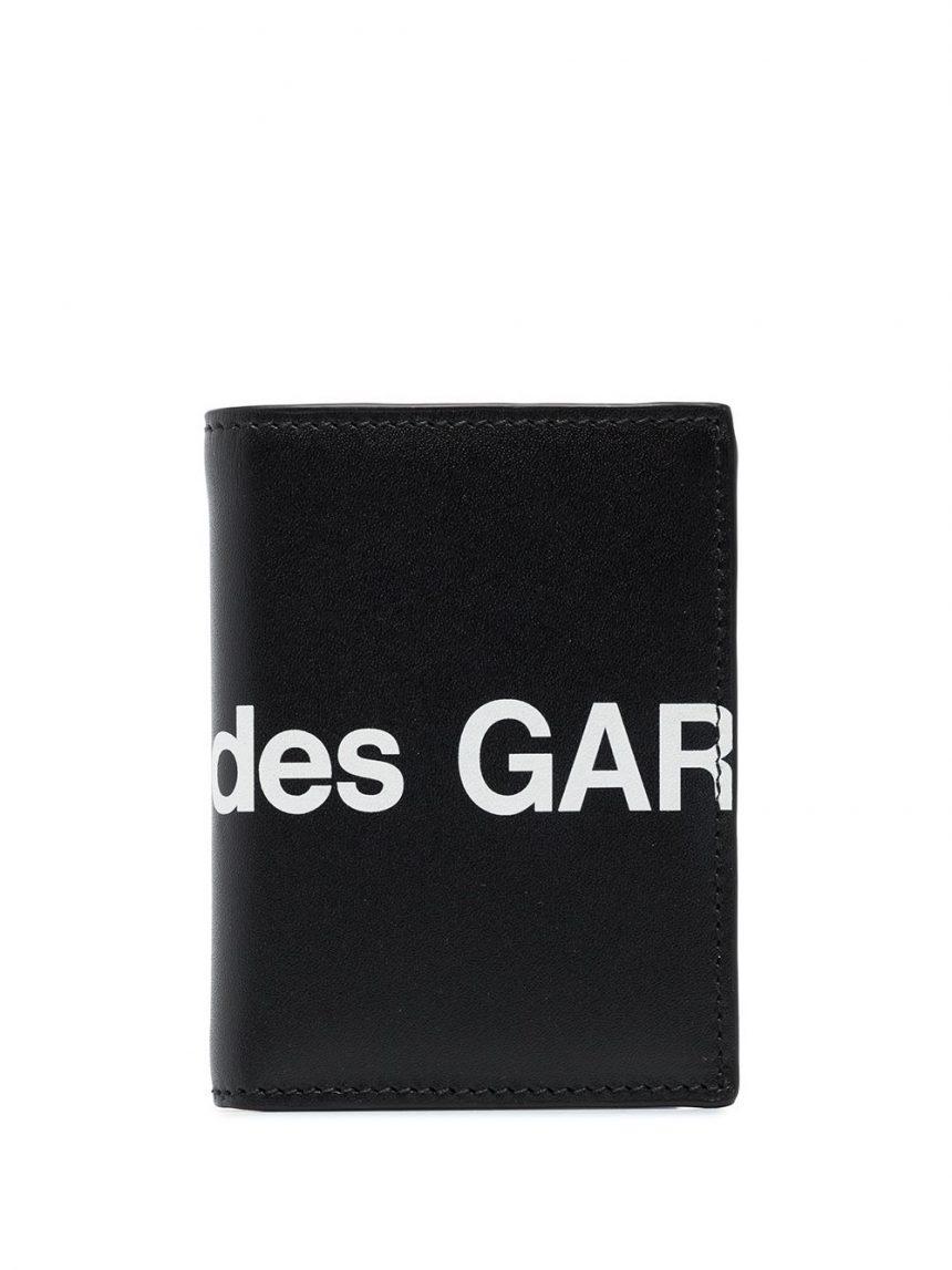 SA0641HL Wallet cdg huge logo black